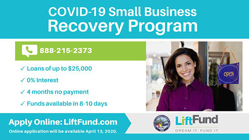 COVID-19 Small Business Recovery Program
